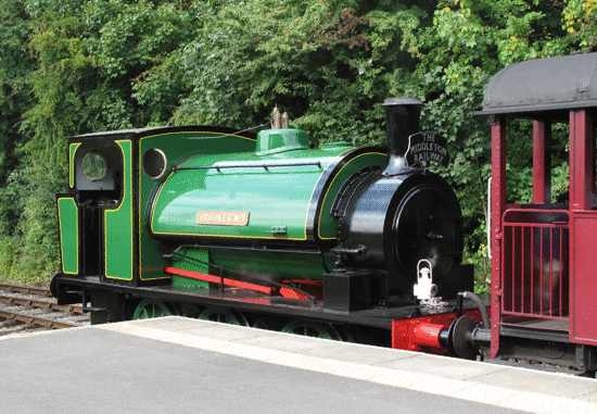 Brookes at Park Halt