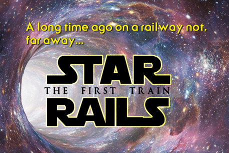 Star Rails logo