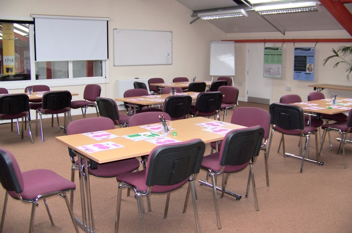 Education Room at Moor Road